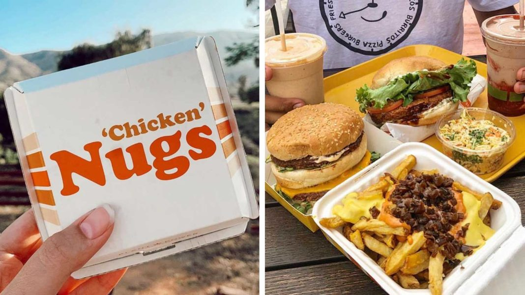 Long Beach Just Got Its First Vegan Drive-Thru