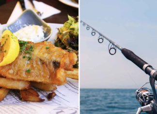 How a Fishing Trip Turned This Fish and Chip Shop Vegan