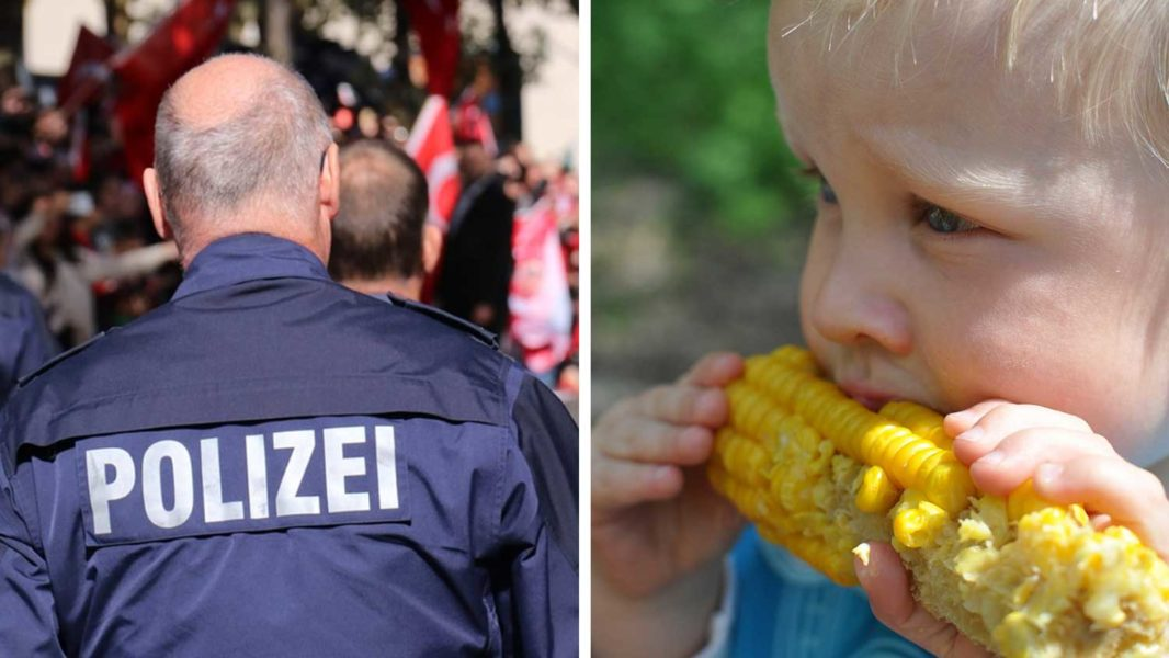 German Daycare Under Police Protection Following Pork Ban