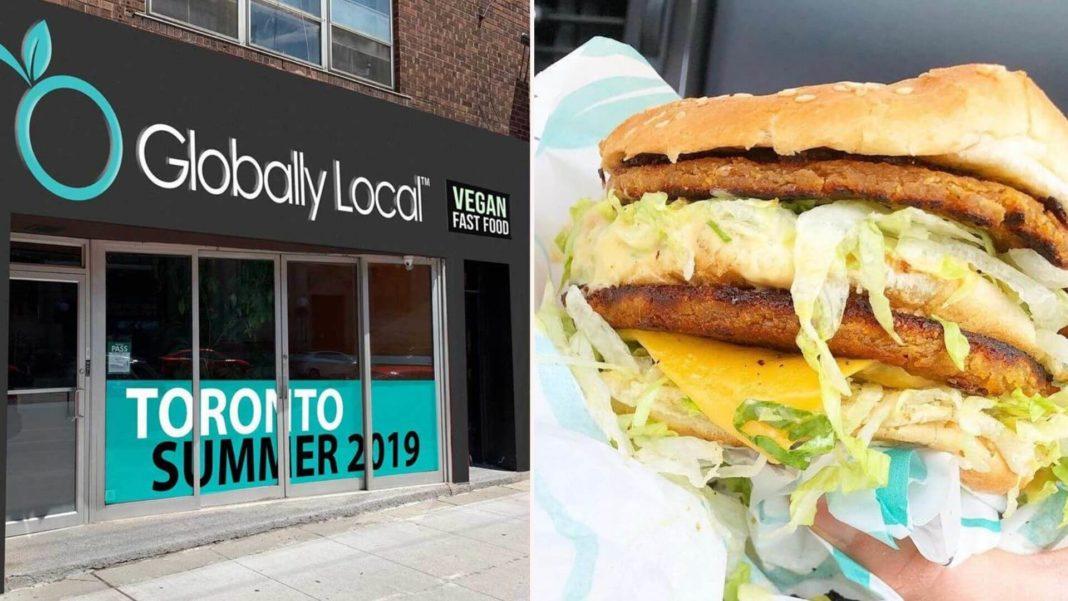 World's First 24-Hour Vegan Drive-Thru Brings 'Big Macs' to Toronto