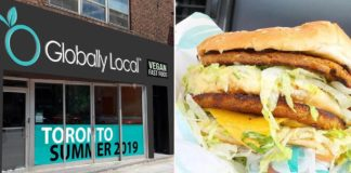 World's First 24-Hour Vegan Drive-Thru Brings 'Big Macs' to Toronto