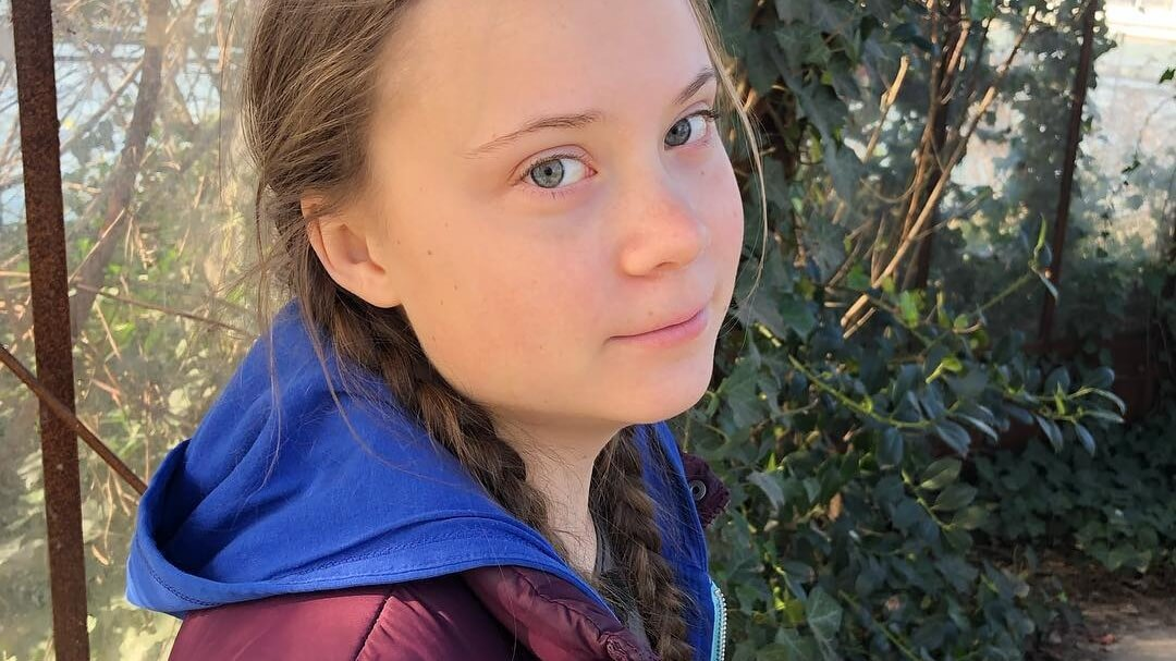 Greta Thunberg Is Traveling to America in the Most Vegan Way Possible