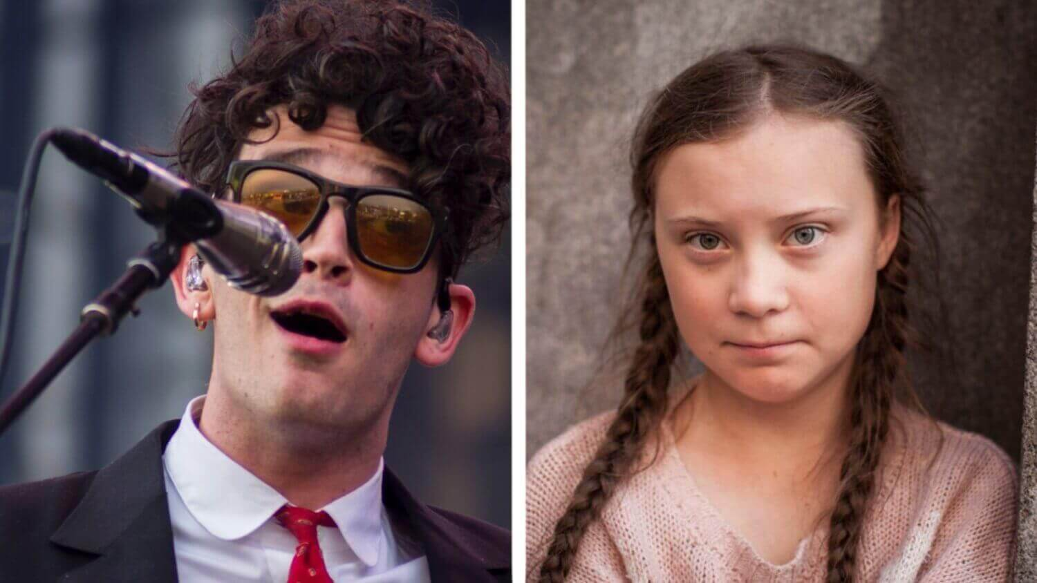 The 1975 and Greta Thunberg Are Making Music Together Now