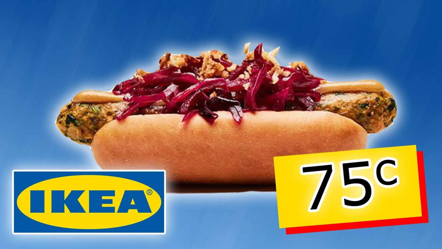 IKEA Just Made Its Vegan Hot Dogs Cheaper Than the Meat Version