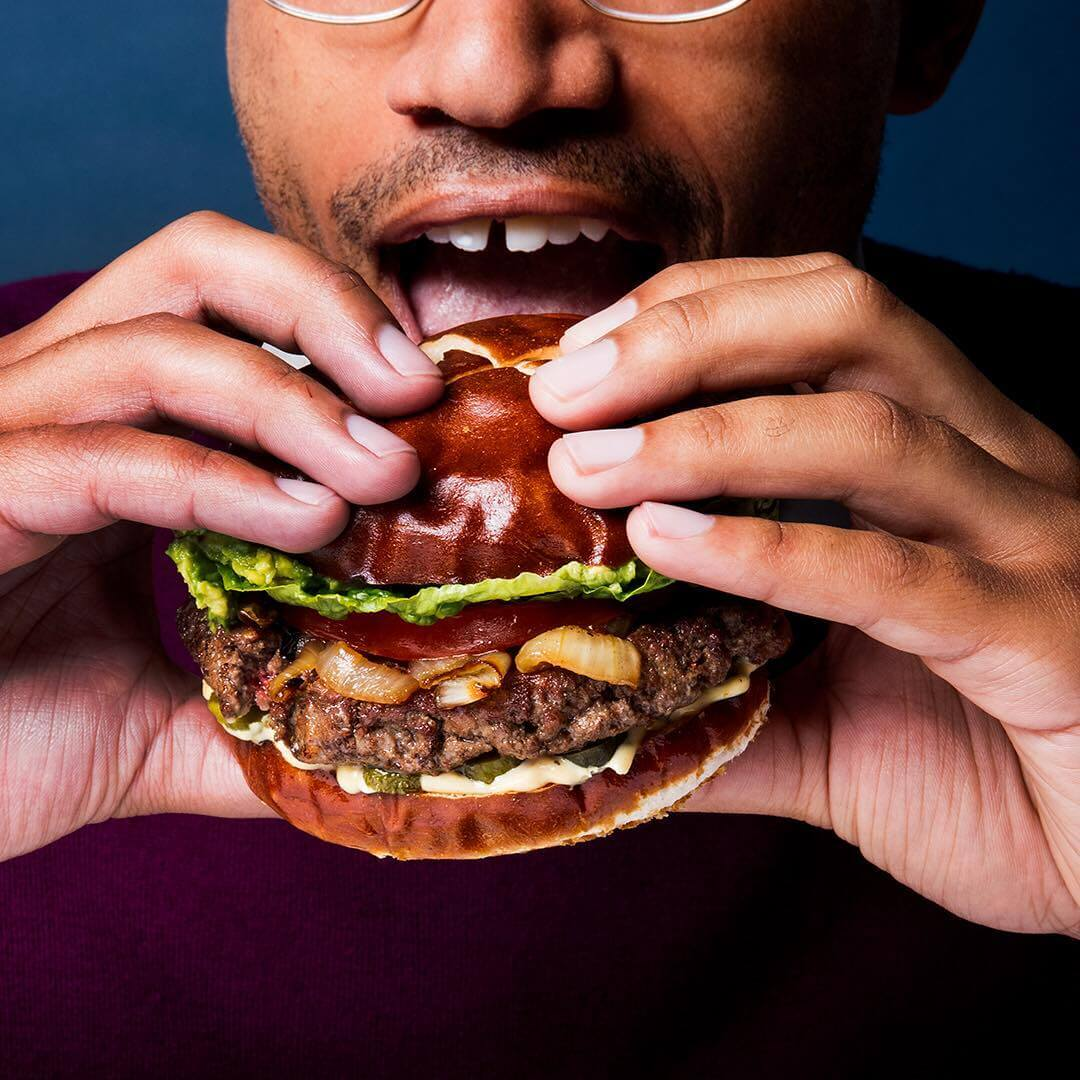 This CEO Wants a Meat Tax and More Vegan Burgers