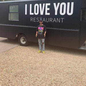 Jaden Smith Just Launched a Vegan Food Truck for the Homeless