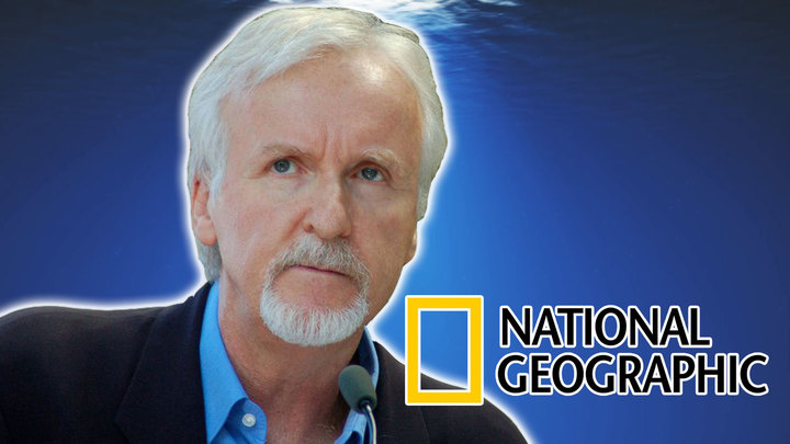 James Cameron's New Docu-Series Will Make You Ditch Plastic and Seafood