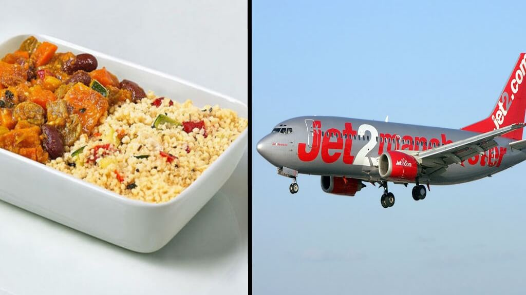 You Can Get Vegan All-Day Breakfasts on Jet2 Flights Now
