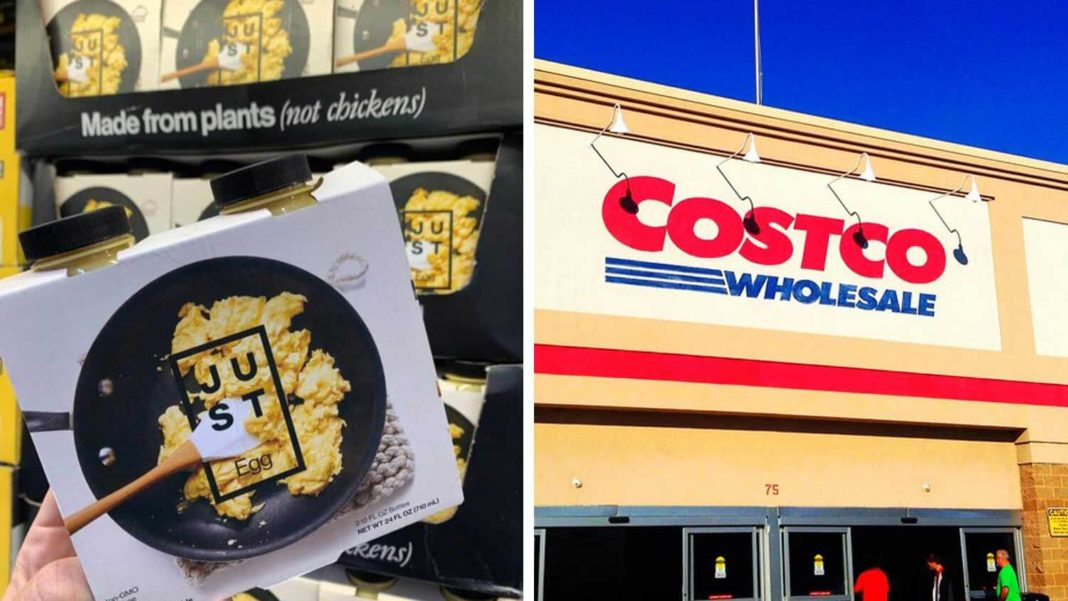 Costco Launches Bulk Buy Vegan Egg Packets