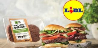 Lidl Just Launched Its Own Version of the Vegan Beyond Burger