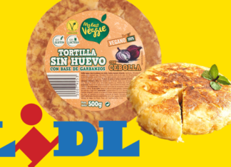 Lidl's Vegan Spanish Omelette Tastes Just Like the Real Thing