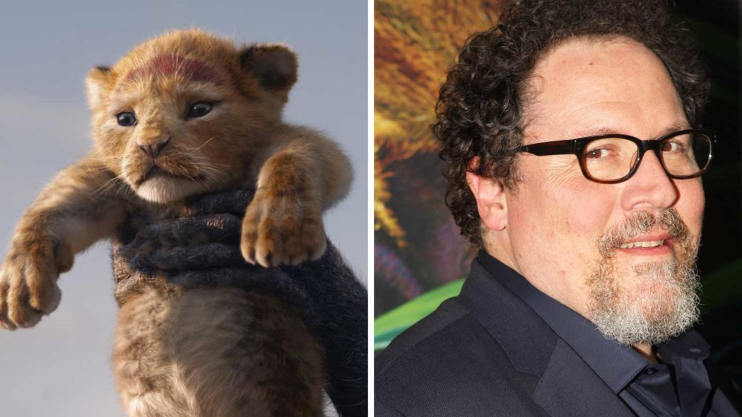 'Lion King' Director Jon Favreau Says Animals Don't Need to Be Hurt for Films
