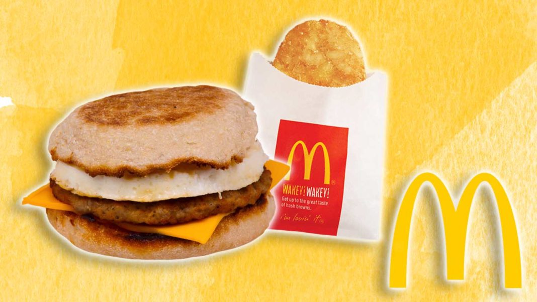 McDonald's Could Be About to Launch a Vegan Breakfast