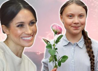 Meghan Markle Urges Fans to Support Vegan Climate Activist Greta Thunberg