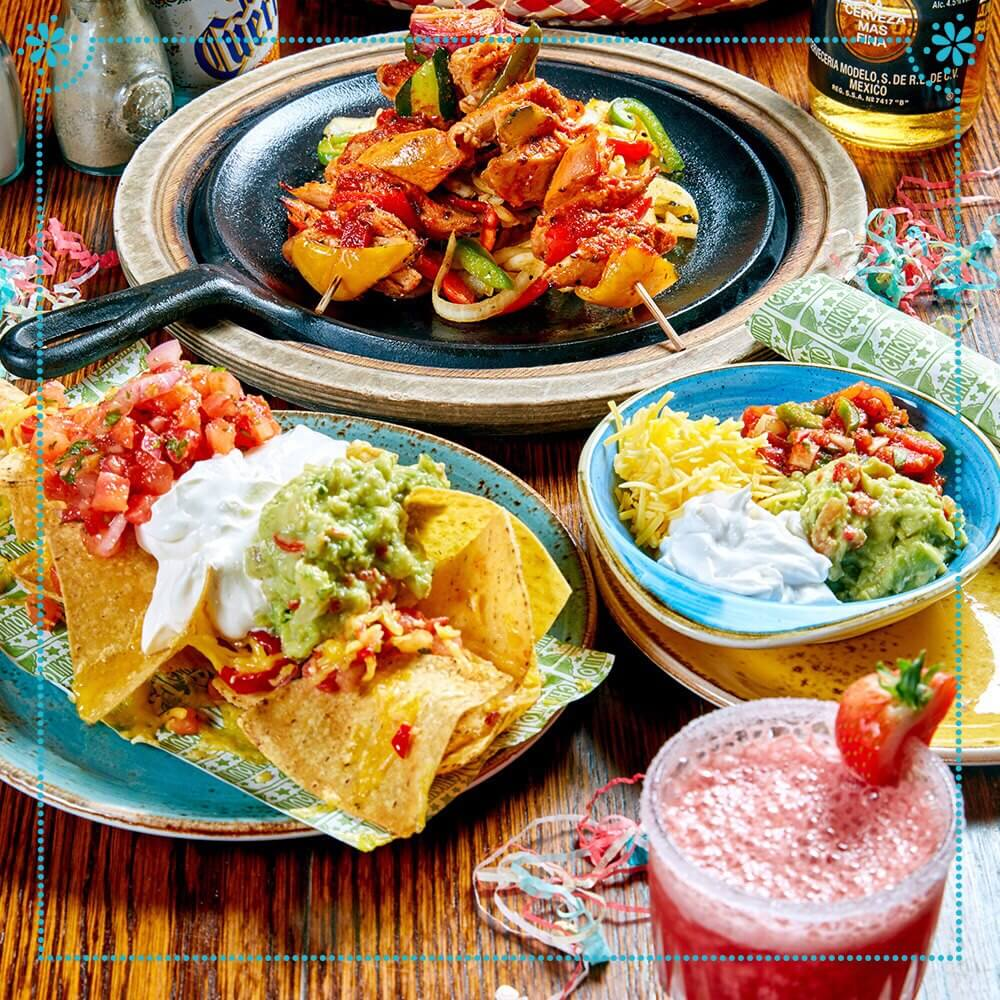 Chiquito Launches Giant Vegan Menu With Plant Based Fish and Chicken