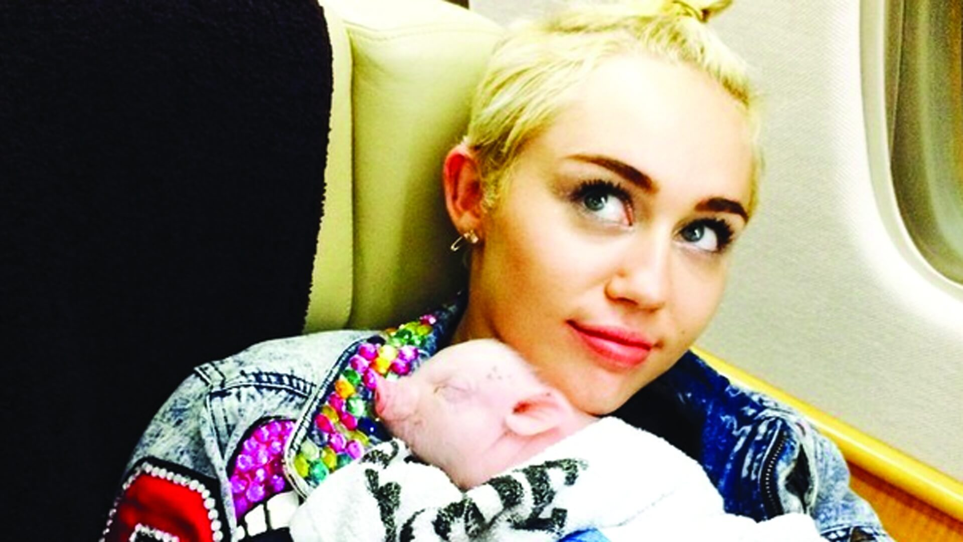 Rest in Peace: the Pig That Turned Miley Cyrus Vegan