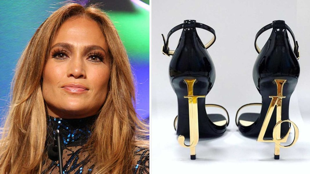 J-Lo Had Custom Vegan Stilettos Made for Her Latest Tour