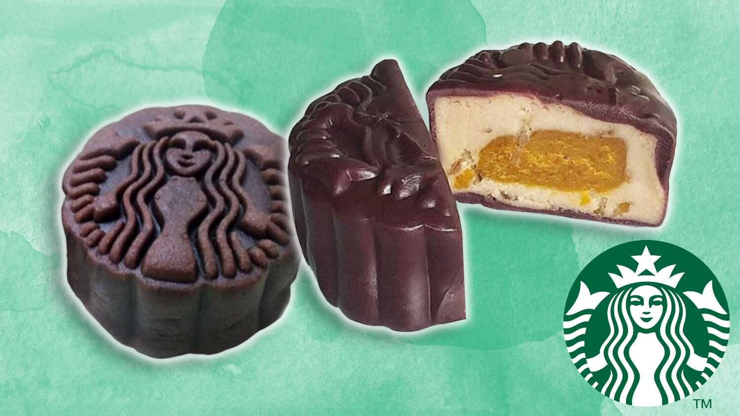 There Are Vegan Mooncakes At These Starbucks Locations Now
