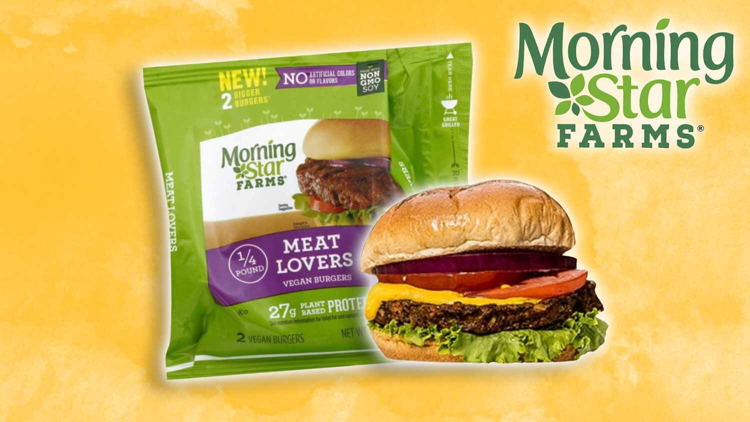 Kellogg Sells 90 Million Pounds of Plant-Based Meat a Year