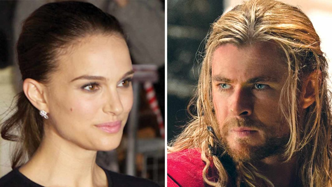 Natalie Portman Will Be the First Female (and Vegan) Thor