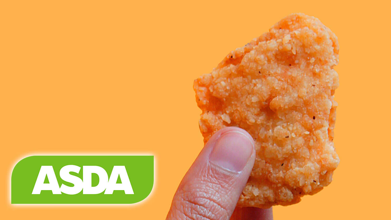Asda Just Launched Vegan Nuggets That Taste Just Like Real Chicken