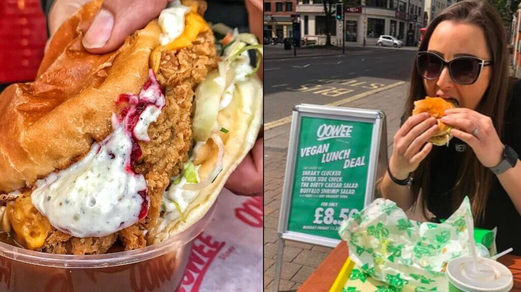Meaty UK Fast-Food Chain Goes Vegan Due to Massive Demand