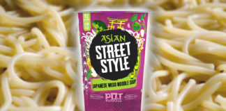 Pot Noodle Just Launched a New Vegan Miso Flavor