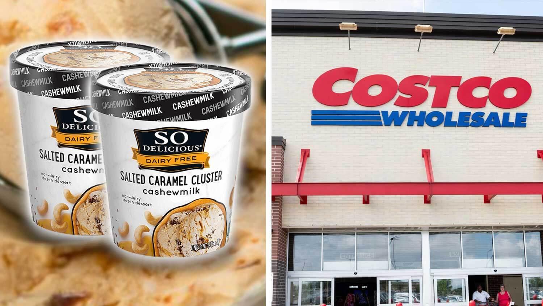Costco Just Launched Bulk Packs of Vegan Ice Cream