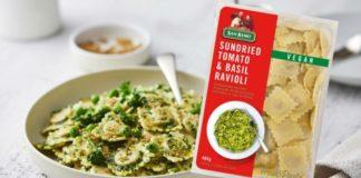 San Remo Launches 3 New Vegan Ravioli Fresh Pasta Flavors
