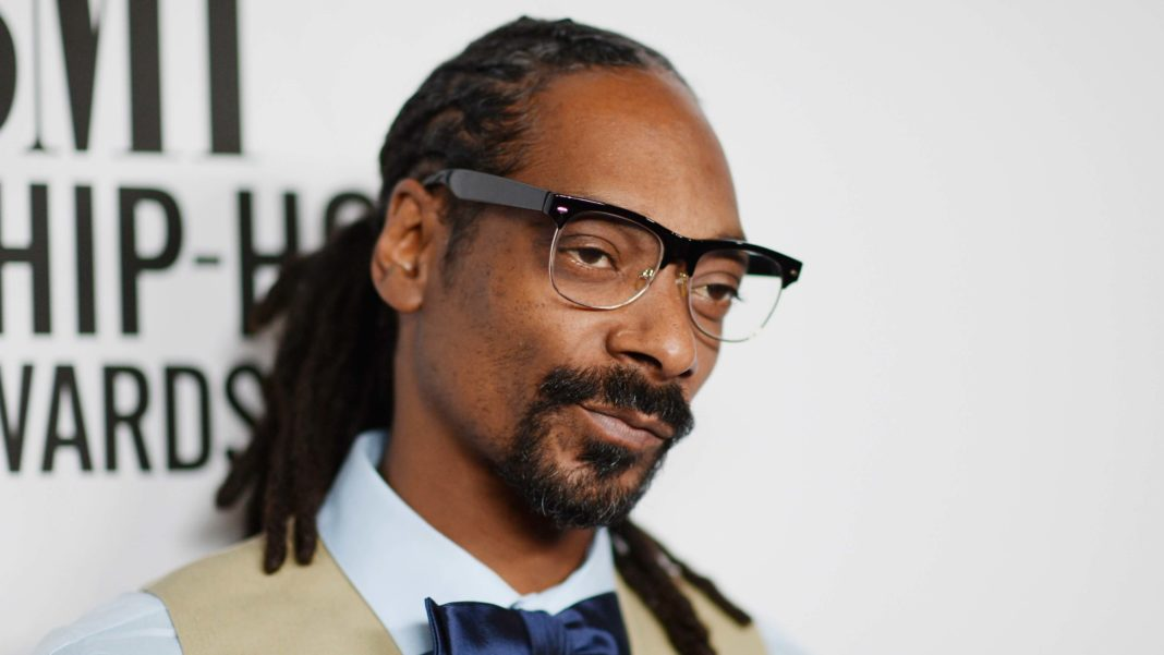 Snoop Dogg's Just Out There Pushing Vegan Food and Gender Equality