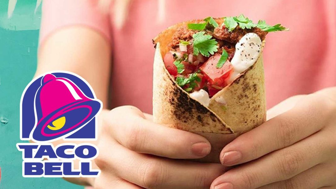 Taco Bell Launches Healthy Vegan Meat Burrito Filling