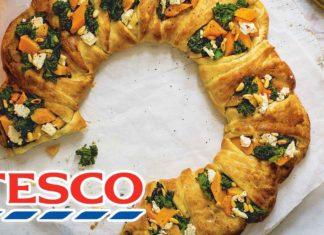 乐购(Tesco)刚刚推出了新的素食圣诞系列