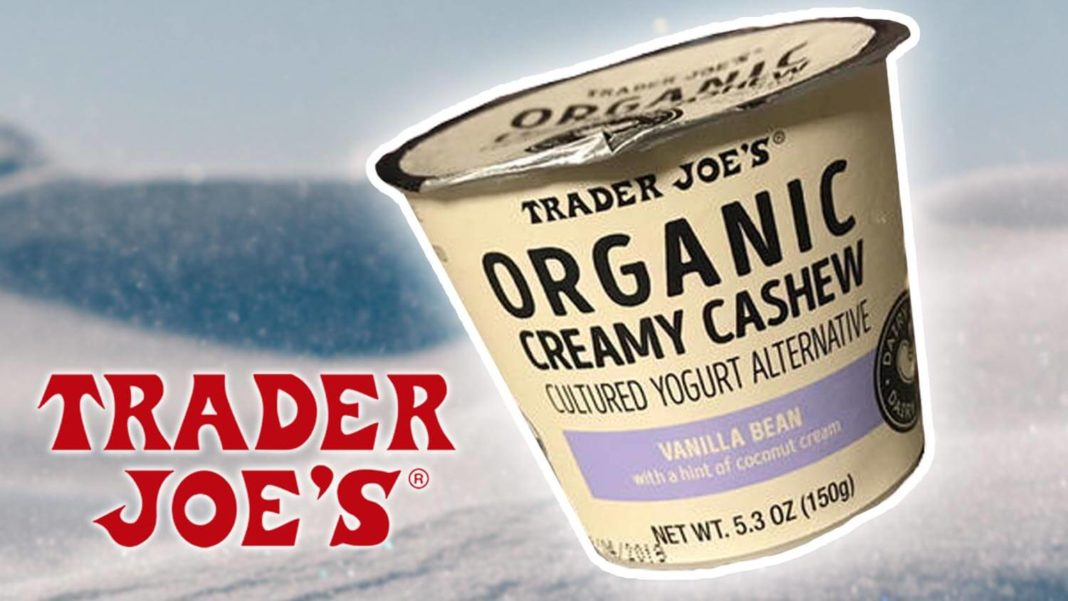 Trader Joe's Now Has Dairy-Free Cashew Yogurt