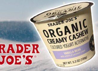 Trader Joe's Now Has Dairy-Free Cashew Yogurt