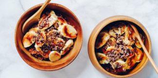 Make This Vegan Sweet Potato Almond Butter Breakfast Bowl in 5 Minutes