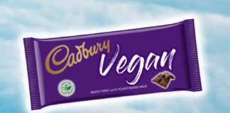 Cadbury Hints at New Vegan Chocolate Bar