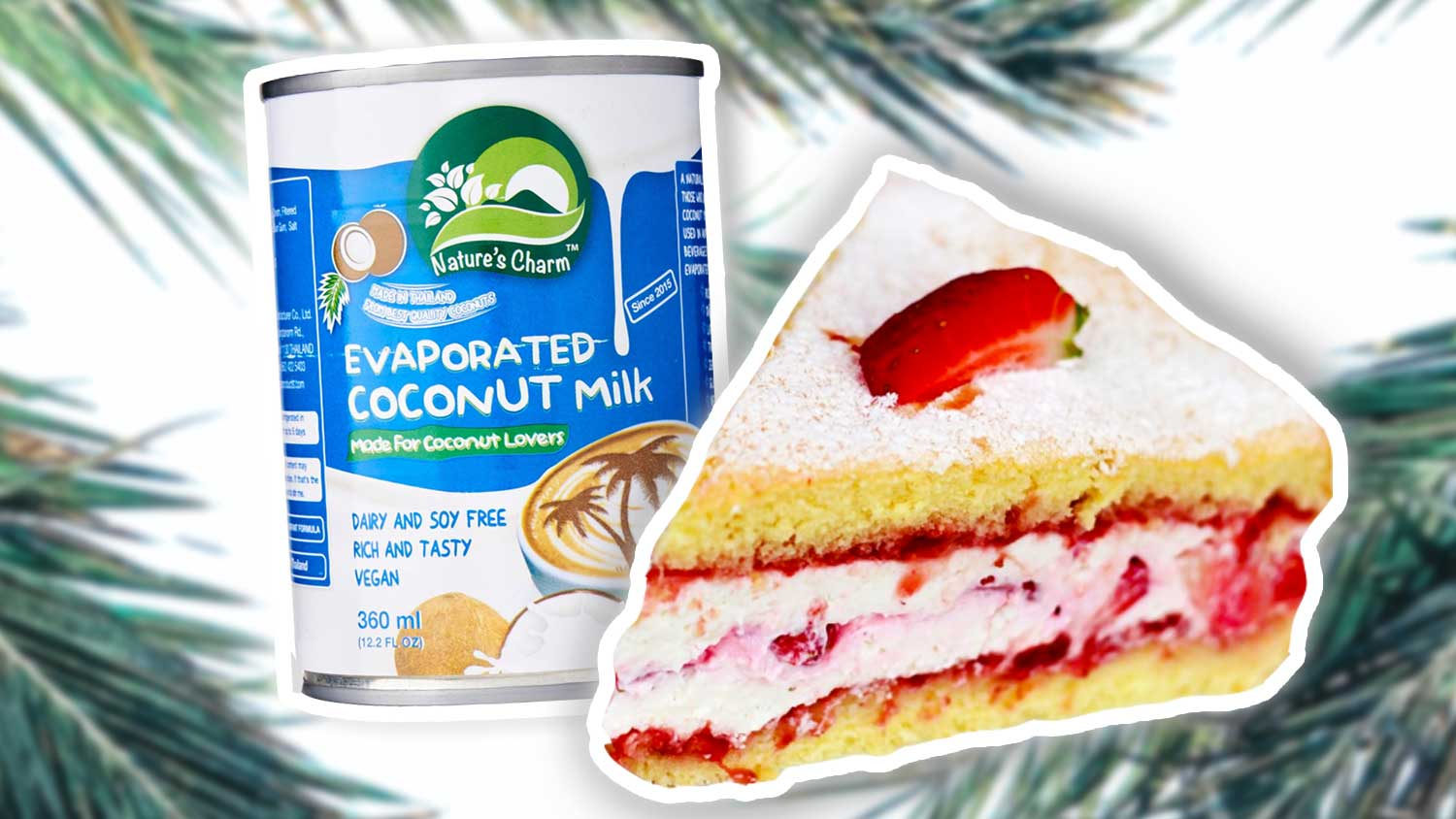 Vegan Evaporated Milk Made From Coconuts Has Arrived