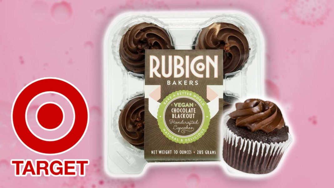 Vegan Chocolate Cupcakes Just Launched at Target
