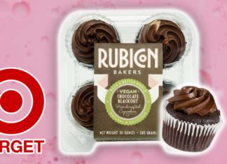 Vegan Chocolate Cupcakes Just Launched at Target