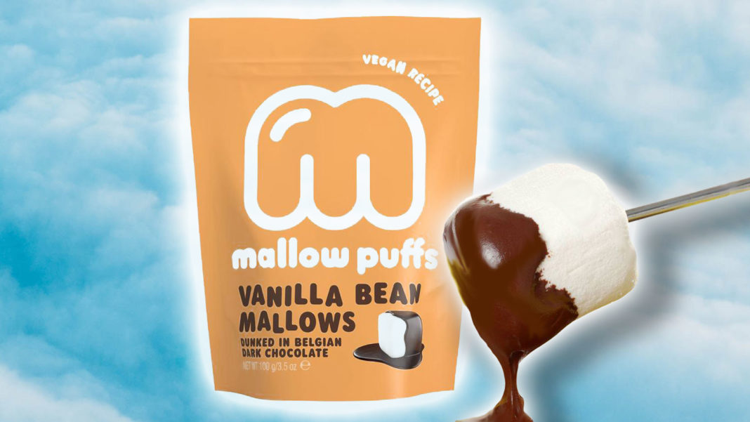 Belgian Chocolate-Covered Vegan Marshmallows Arrive at Holland & Barrett