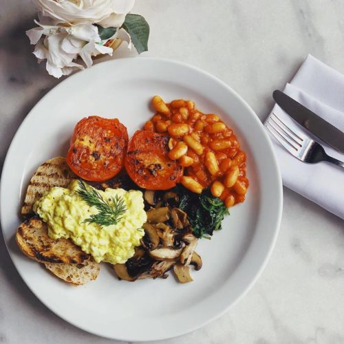 The UK's Most Vegan Friendly City May Surprise You