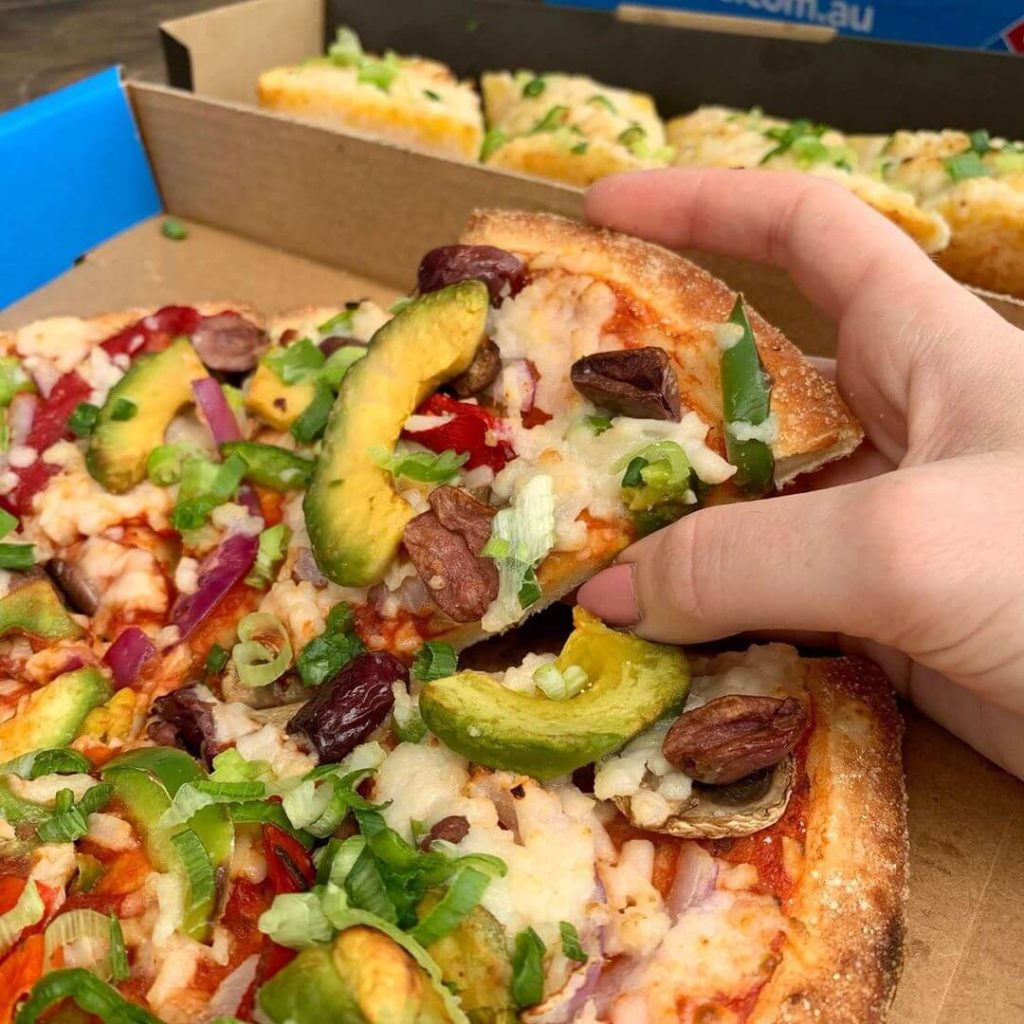 Dominos Uk Is About To Launch Vegan Cheese Pizza Updated