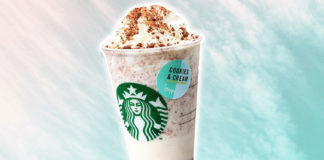 You Can Order a Vegan Starbucks Cookies 'n' Cream Frappe