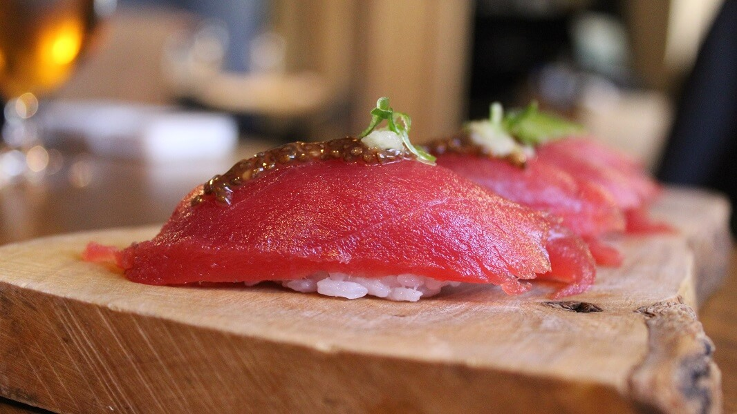 Raw Vegan Tuna to Launch at Sushi Restaurants Across Vancouver