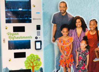 Family-Run Vegan Vending Machine Company to Take Over US Hospitals