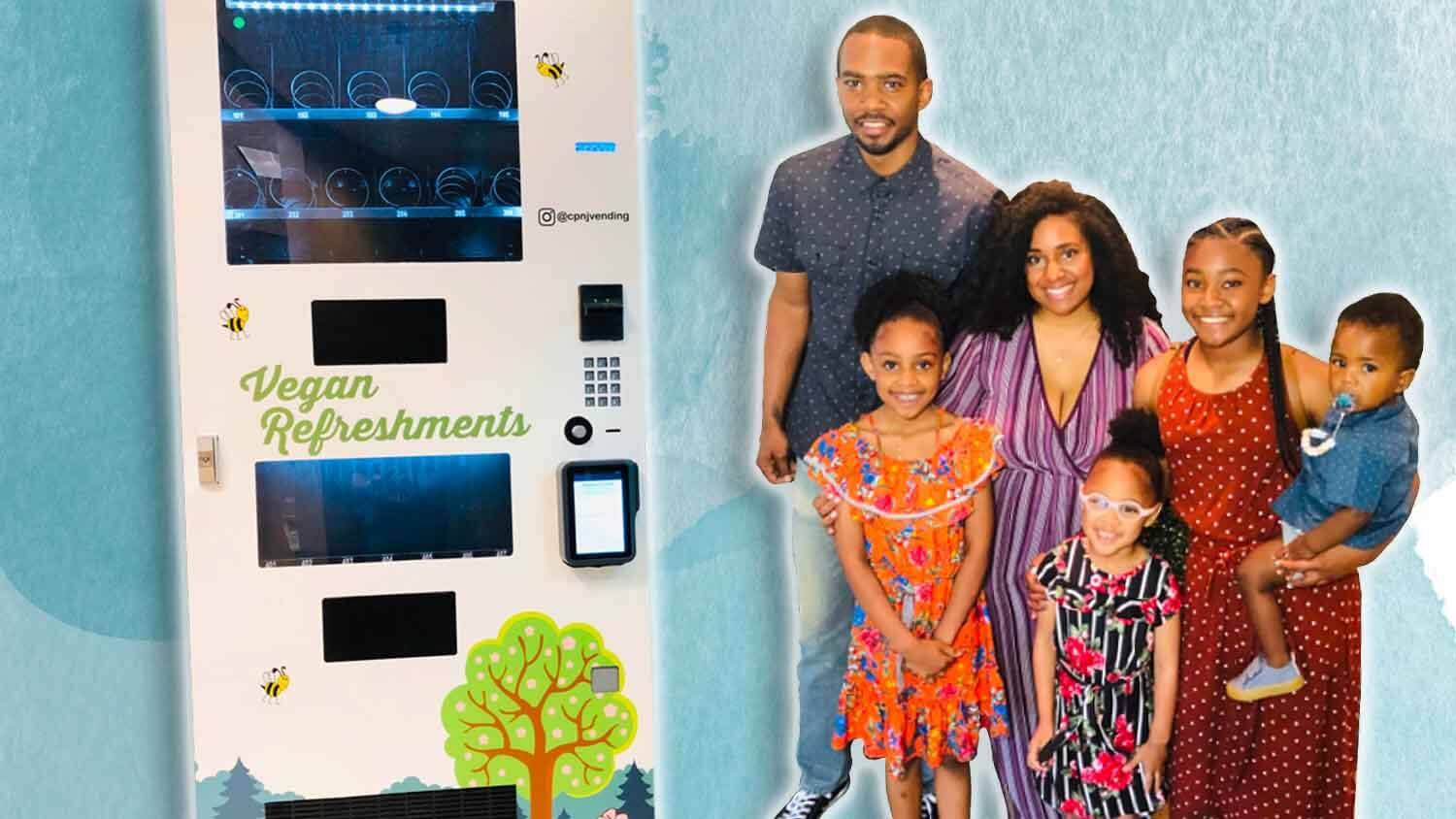 Family-Run Vegan Vending Machine Company to Take Over US Hospitals