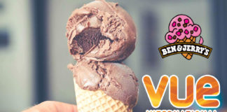 You Can Now Get Vegan Ben & Jerry's Ice Cream at Vue Cinemas