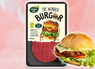 Aldi Just Launched Meaty, Vegan 'Wonder' Burgers