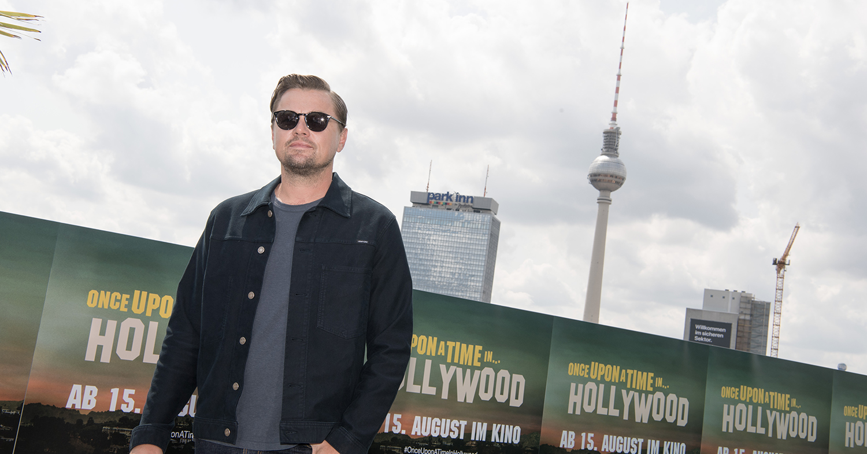 Leonardo DiCaprio Says Eliminate Beef to Save the Amazon