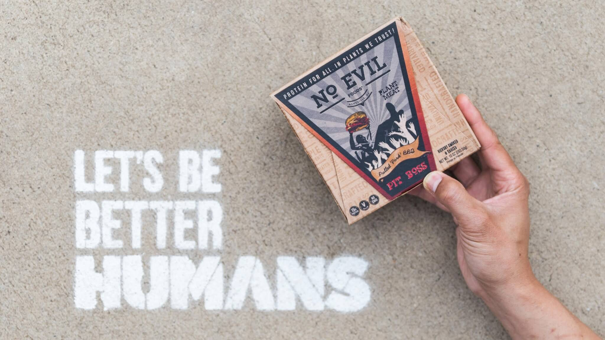 This Vegan Meat Company Is Taking the Evil Out of the Food System